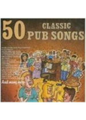 Various Artists - 50 Classic Pub Songs (Music CD)