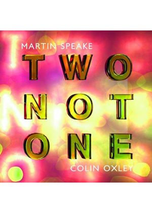 Colin Oxley - Two Not One (Music CD)