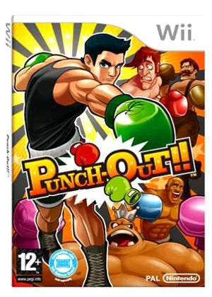 Punch Out (Wii Balance Board Compatible) (Wii)