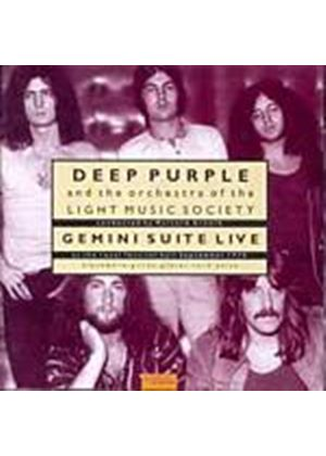 Deep Purple - Gemini Suite Live (Music CD)