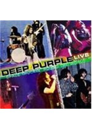 Deep Purple - Space Truckin' Aroun The World (Music CD)