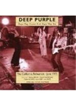 Deep Purple - Days May Come