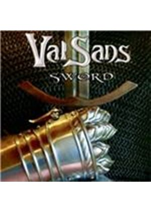 Valsans - Sword (Music CD)