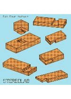 Stereolab  - Fab Four Suture (Music CD)