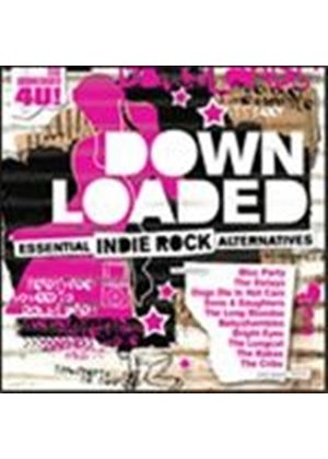 Various Artists - Downloaded: Essential Indie Rock (2CD)