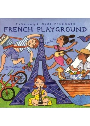 Various Artists - French Playground