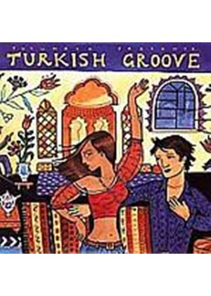 Various Artists - Turkish Groove (Music CD)