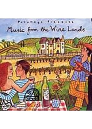 Various Artists - Putumayo Presents: Music From The Wine Lands (Music CD)