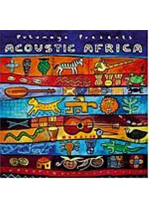 Various Artists - Acoustic Africa (Music CD)