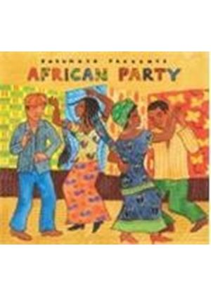 Various Artists - Putumayo Presents African Party