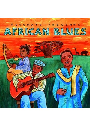 Various Artists - Putumayo Presents (African Blues) (Music CD)