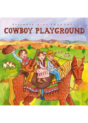 Various Artists - Cowboy Playground (Music CD)