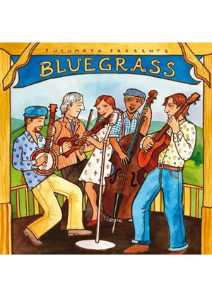 Various Artists - Putumayo Presents (Bluegrass) (Music CD)
