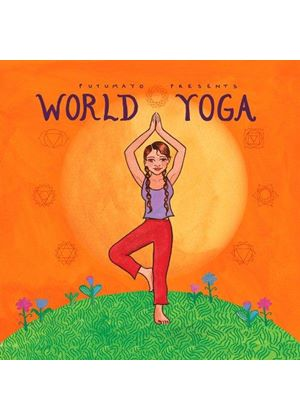 Various Artists - Putumayo Presents World Yoga (Music CD)
