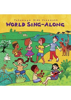 Putumayo Kids - Putumayo Kids Presents (World Sing Along) (Music CD)