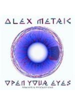 Alex Metric - Open Your Eyes (Remixes & Productions) (Music CD)