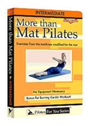More Than Mat Pilates - Intermediate
