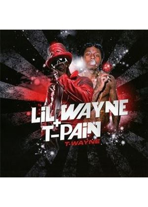 Lil Wayne - T-Wayne (Music CD)