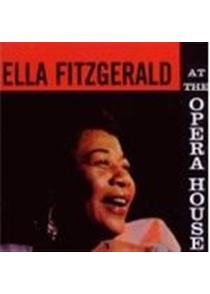 Ella Fitzgerald - At The Opera House (Music CD)