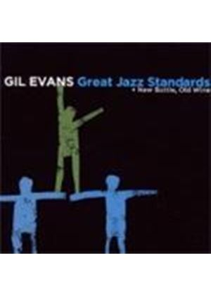 Gil Evans - Great Jazz Standards (Music CD)