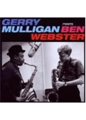 Gerry Mulligan & Ben Webster - Meets Ben Webster (Music CD)