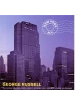 George Russell - New York NY (Music CD)