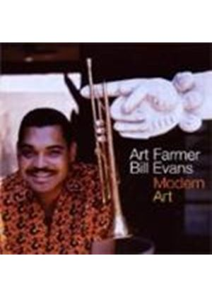 Art Farmer & Bill Evans - Modern Art (Music CD)