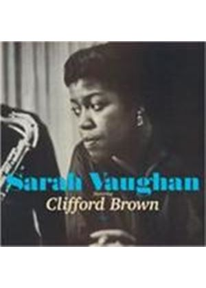 Sarah Vaughan & Clifford Brown - Sarah Vaughan Featuring Clifford Brown (Music CD)