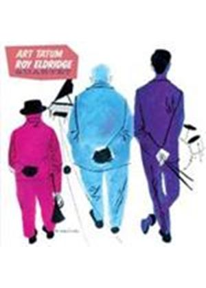 Art Tatum & Roy Eldridge - Art Tatum And Roy Eldridge Quartet (Music CD)