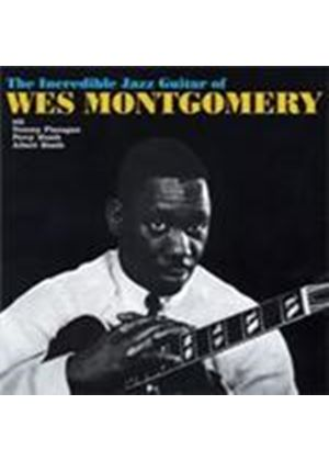 Wes Montgomery - Incredible Jazz Guitar Of Wes Montgomery, The (Music CD)