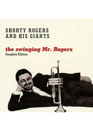 Shorty Rogers - Swinging Mr. Rogers (Music CD)