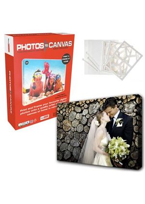 YouFrame Photo to Canvas 3-Pack