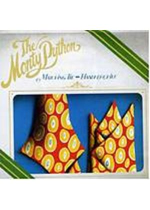 Monty Python - Matching Tie And Handkerchief (Music CD)