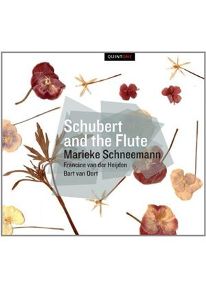 Schubert and the Flute (Music CD)