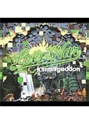 Let's Go To War - Karmageddon (Music CD)