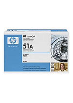 HP Original Q7551A [ 51A ] Black Toner Cartridge