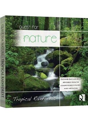 Various Artists - Quest For Nature (Tropical Rainforest) (Music CD)