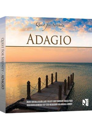 Various Artists - Quest For Serenity (Adagio) (Music CD)