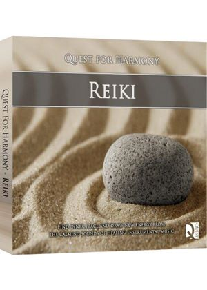 Various Artists - Quest For Harmony (Reiki) (Music CD)