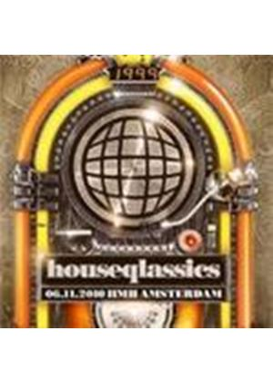 Various Artists - HouseQlassics (6 Nov 2010 HMH Amsterdam) (Music CD)