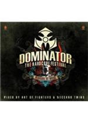 Art of Fighters - Dominator 2011 - Nirvana Of Noise (Mixed by Art of Fighters/Mixed by Meccano Twins) (Music CD)