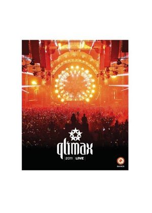 Various Artists - Qlimax 2012 Live (Music CD)