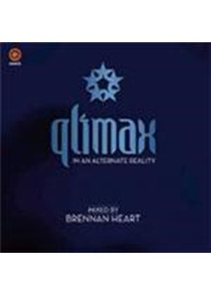 Various Artists - Qlimax - In An Alternate Reality (Mixed By Brennan Heart) (Music CD)