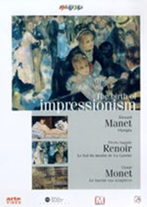 Birth Of Impressionism, The (Dubbed)