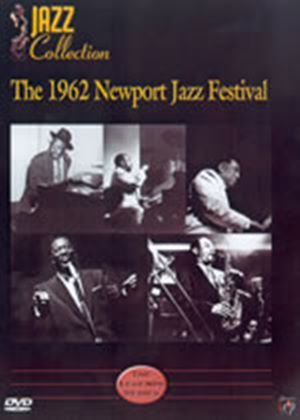 The 1962 Newport Jazz Festival (Music DVD)