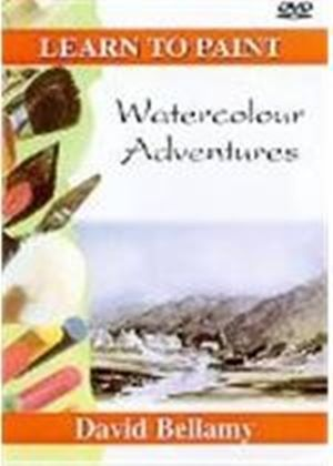 Learn To Paint - Watercolour Adventures