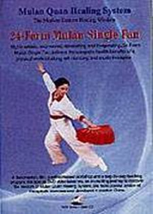 24 Form Mulan Single Fan