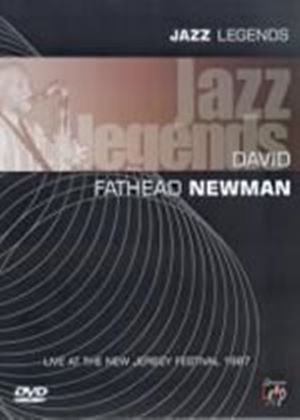 Jazz Legends - David Fathead Newman