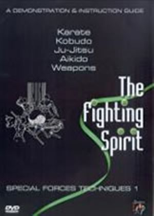Fighting Spirit, The - Special Forces Techniques - Vol. 1