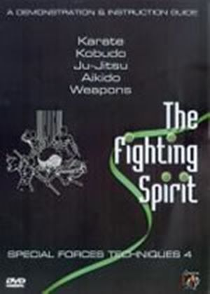 Fighting Spirit, The - Special Forces Techniques - Vol. 4